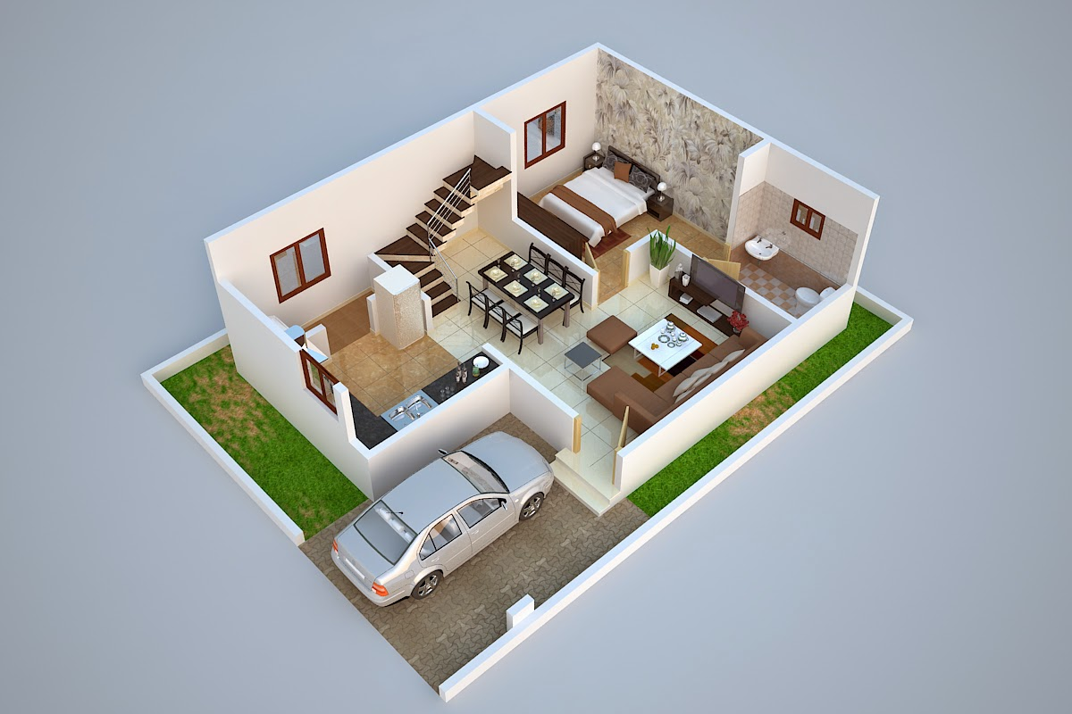 Villa for sale peninsula solitaire executive villas in for House plan for 30x40 site