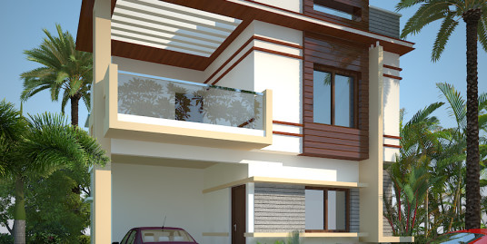 Peninsula Solitaire Executive Villas in Sarjapur