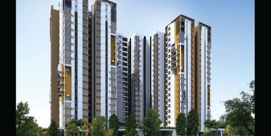 3Bhk flat for sale in Salarpuria Senorita