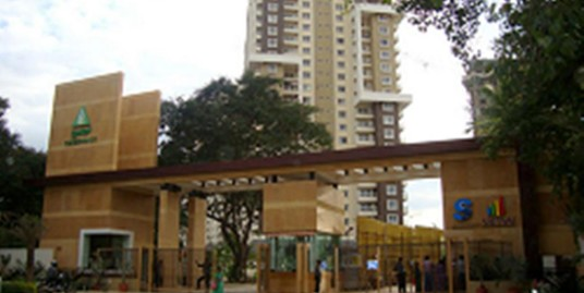 2 Bhk flat for sale in salarpuria Greenage, hosur Road