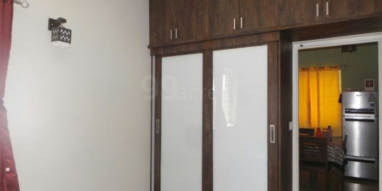 2 BHK Semifurnished, 1st floor- Bren Avalon