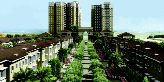 3 BHK Sobha City