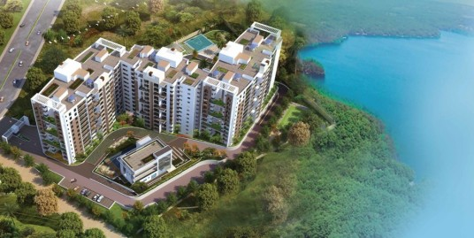 3BHK Apartment at KR Puram Lake