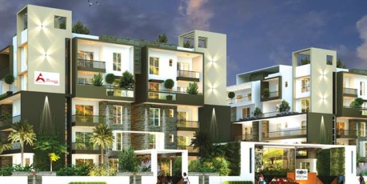 Luxury apartments near Hosur road – Stone Oaks by Neev Avantgarde