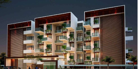 BCIL ZED ZONE – 2/3 BHK APARTMENTS