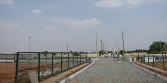 Fully Developed Villa plots Near Whitefiled