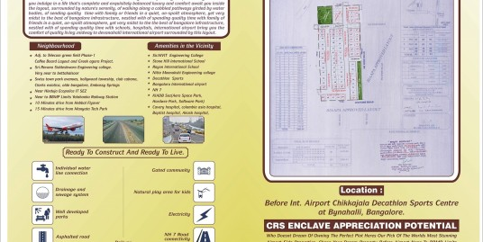 crs enclave biaapa plots