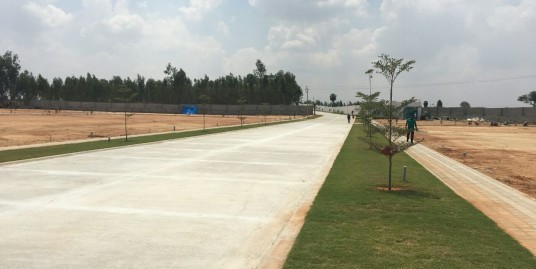 Villa plots for sale in sarjapur (DTCP Approved)