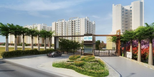 Salarpuria Sattva Misty Charm Residential Apartments in Bangalore