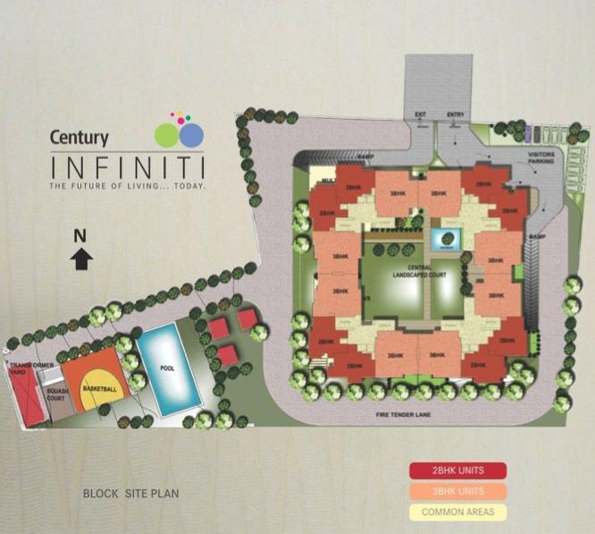 Century Infinit Master Plan