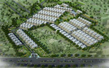 NCC Green Province Master Plan