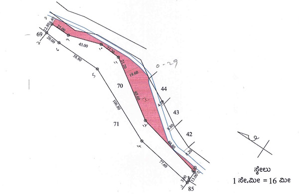 BBMP SWD Drawing